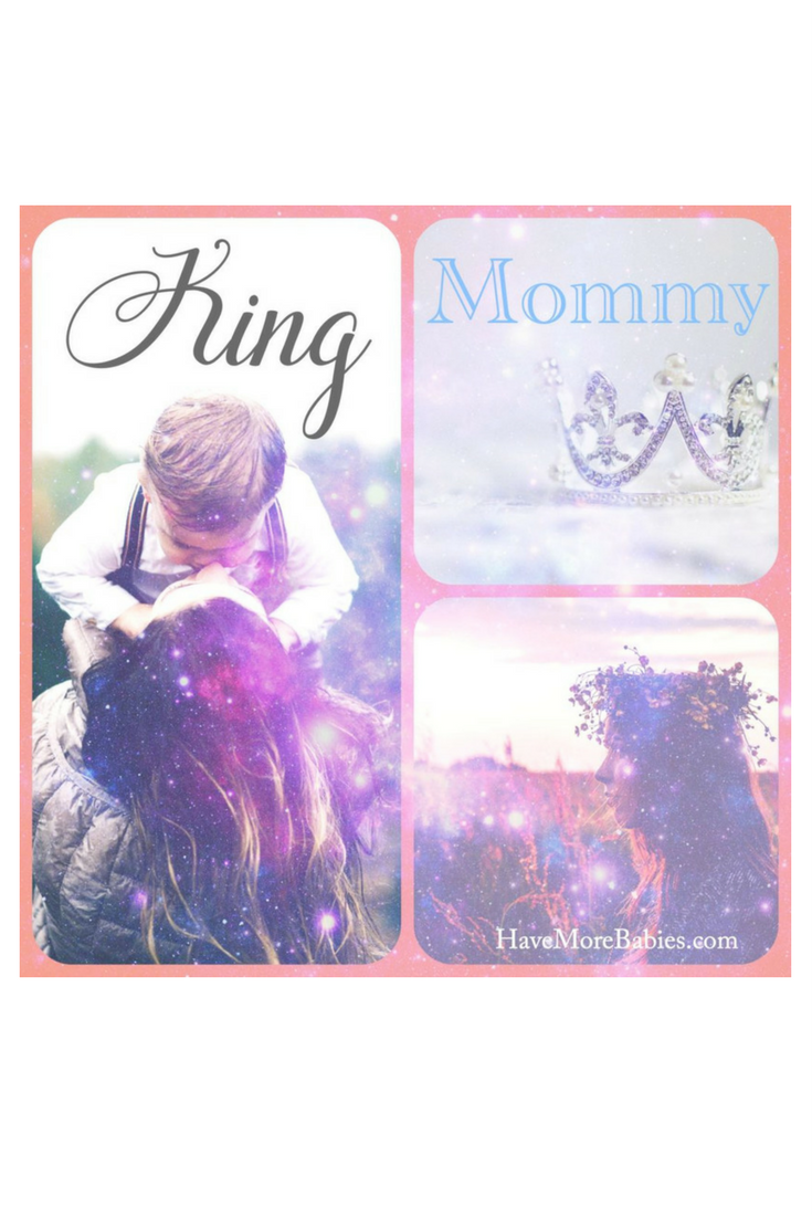 """King Mommy"""