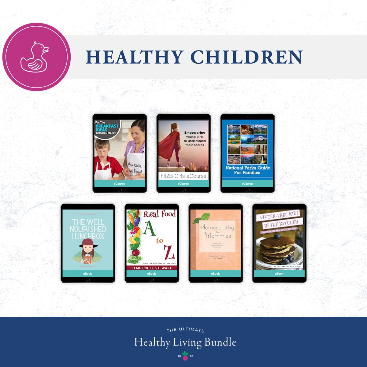 Ultimate Bundles 2018 HealthyChildren